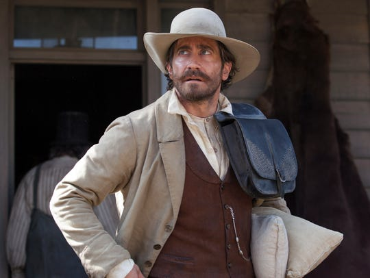 "Jake Gyllenhaal stars in ""The Sisters Brothers."""