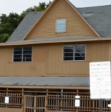 Once the site of criminal activity, a developer is looking to restore and renovate the historic M&M Market in Lincolnville.