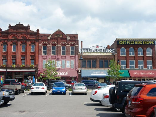 One of the oldest farmers markets in the country, Eastern