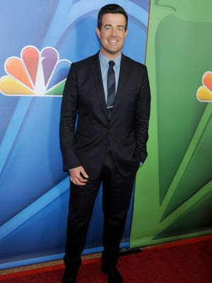 Carson Daly on July 27, 2013 in Beverly Hills.