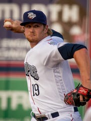 Gulf Breeze High grad Ben Lively, called up from Triple-A