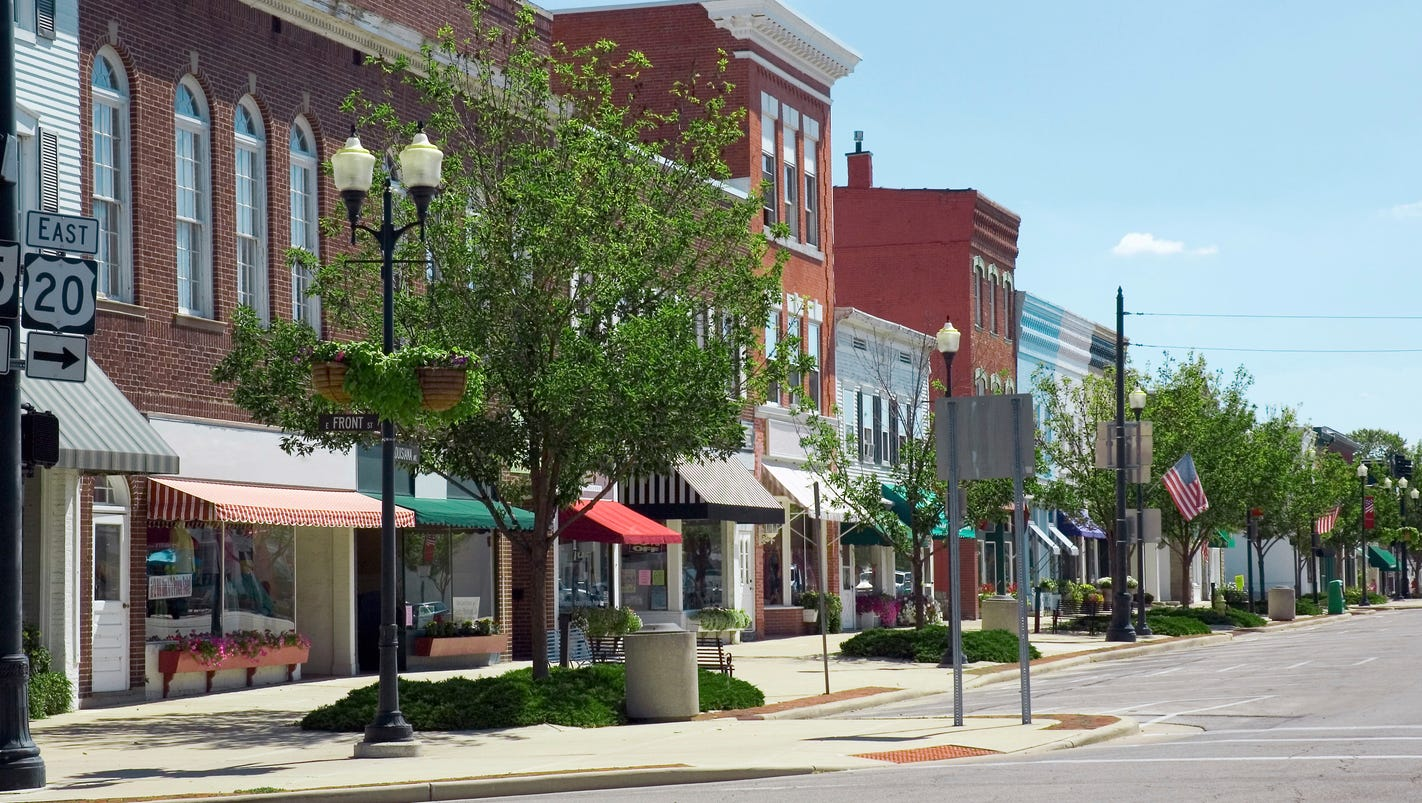 Readers 39 Choice America 39 S Best Small Towns