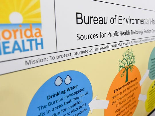 Public health officials and St. Lucie County residents