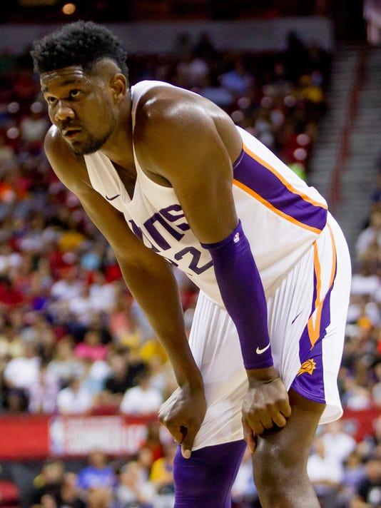 NBA SUMMER LEAGUE: Phoenix Suns - Dallas Mavericks