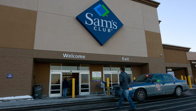 Sam's Club in Rib Mountain.