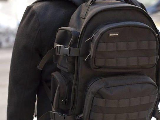 The Ballistic Backpack