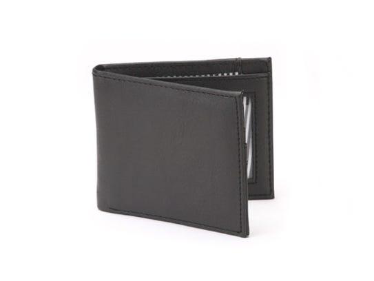 Vault RFID-Blocking Leather Wallet