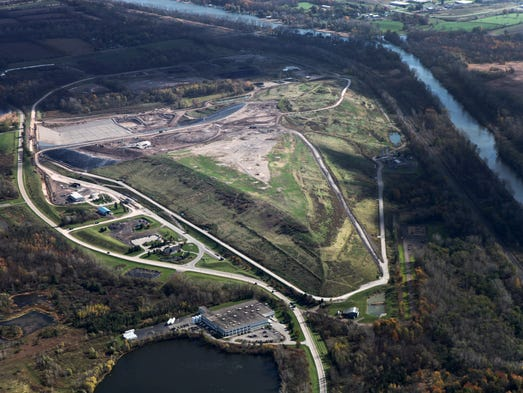 High Acres Landfill and Recycling Center is operated by Waste Management of New York. It sits on approximately 1,000 acres on the boarder of Monroe County in the town of Perinton and Wayne County in the town of Macedon.