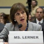 Lois Lerner in Washington in 2013.