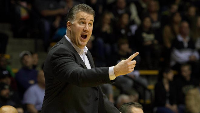 Will Matt Painter get the Boilers pointed back in the right direction?