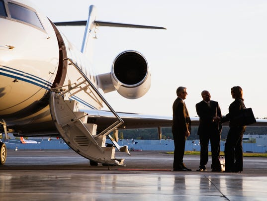 Five Myths About Private Jets