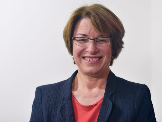 Klobuchar on Iran, Cuba and lessons as a carhop