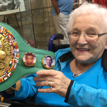 Carmen Basilio's widow on thieves who stole title belts: 'I hope they croak with them'