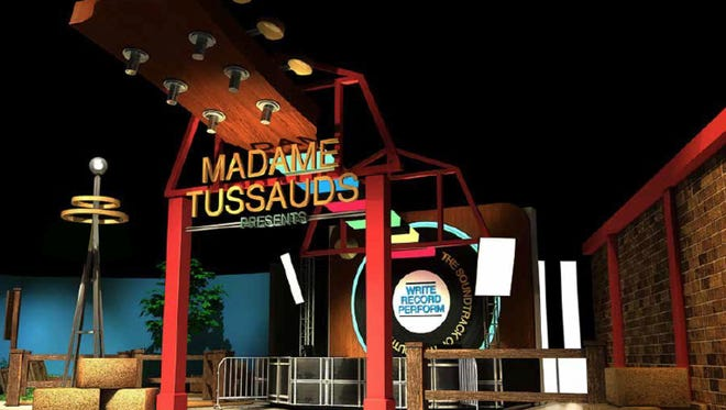 Worldwide wax museum Madame Tussauds is coming to Nashville's Opry Mills in 2017.