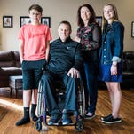 God's strength: The Wrights tell their story of faith and road to recovery