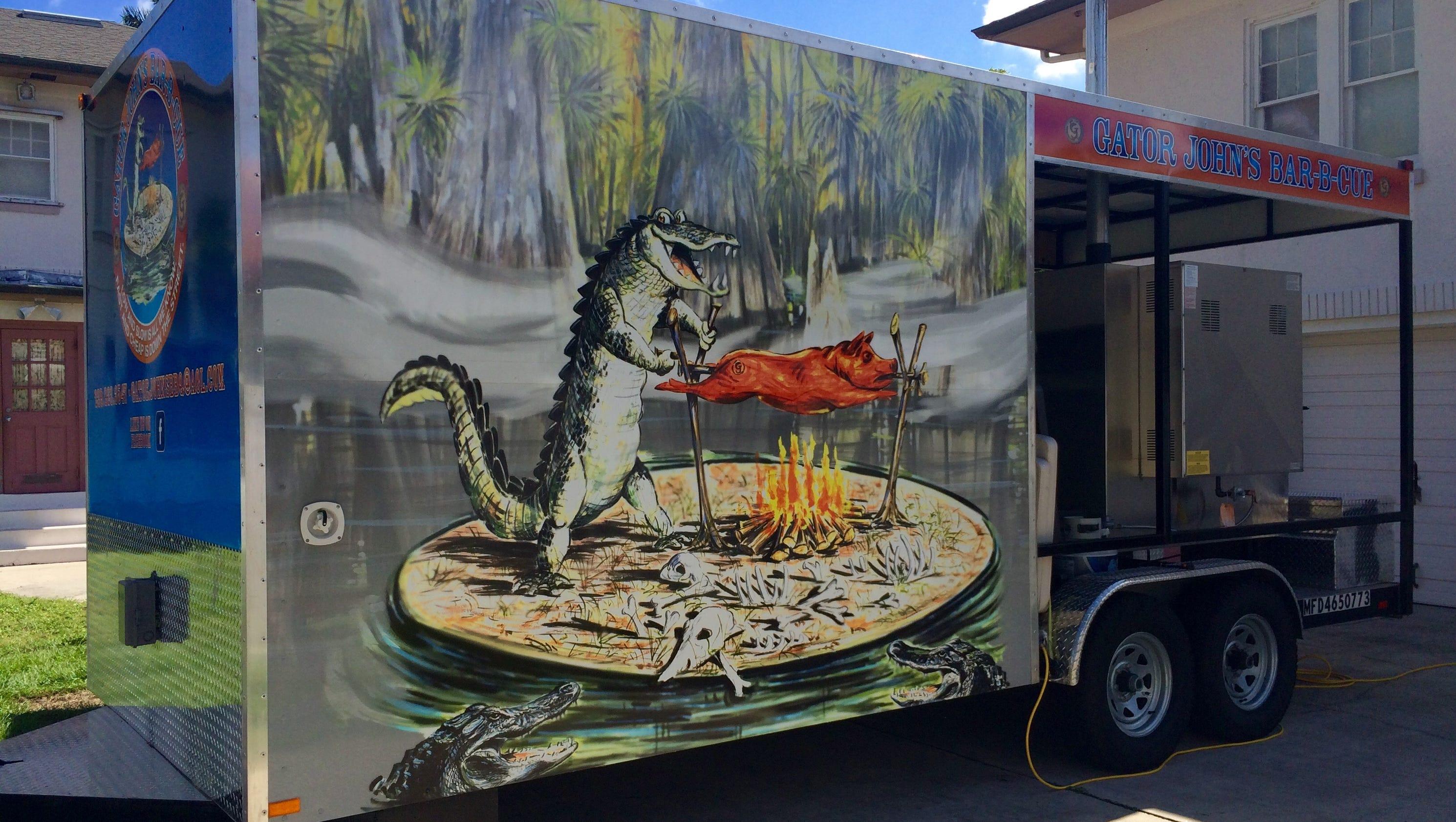 Firefly S Bbq Food Truck