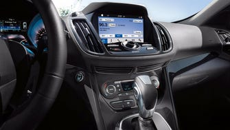 Ford's revamped connected-car infotainment system, Sync 3, debuts this summer in Fiesta and Escape models.