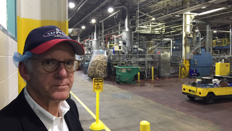 George Parke is chairman and chief executive of City Brewing, which owns and operates breweries in La Crosse, Wisconsin, and Latrobe, Pennsylvania, as well as the 1.3-million-square-foot Memphis facility at 5151 E. Raines Road.