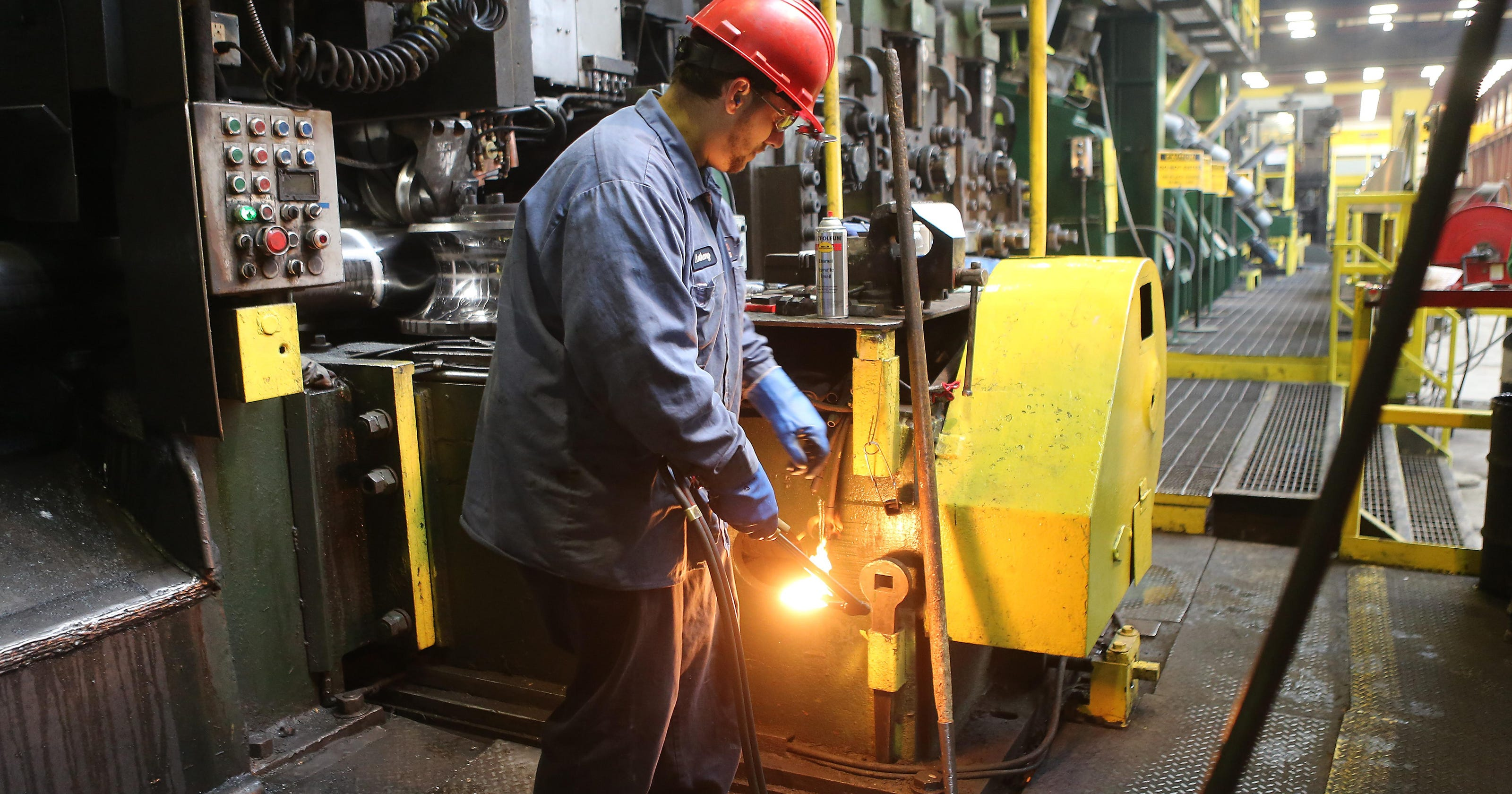 NKY steel mill sheds more workers in latest round of layoffs