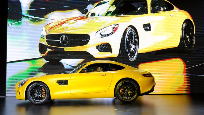 Mercedes-AMG GT S is one of the AMG models that the brand wants to emphasize