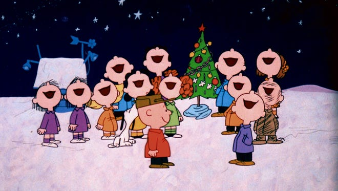 """""""A Charlie Brown Christmas"""" has been a holiday season viewing tradition since it first aired in 1965."""