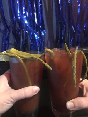 Preservation Pub offers bloody marys.