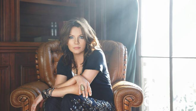 Martina McBride will be performing at the Fond du Lac County Fair July 21.