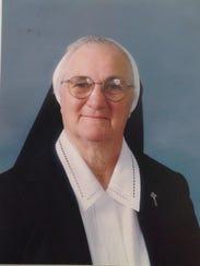 Sister Mary Jules Landry, a native of Franklin, Louisiana