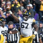 Life after Drew Ott on Iowa's defensive line