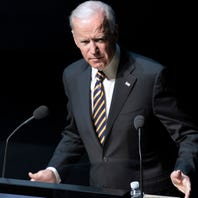 Joe Biden says he will decide whether he's running for president by January