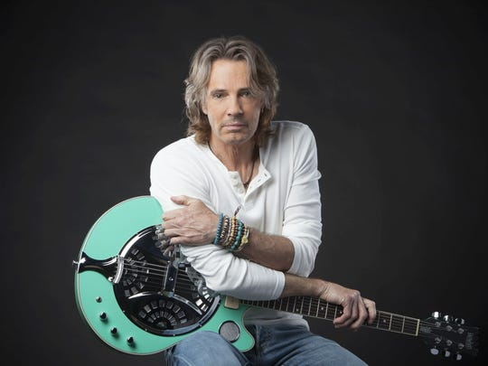 Rick Springfield, recent photo