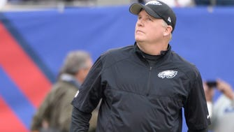 Philadelphia Eagles coach Chip Kelly turned heads with a big trade on Tuesday.