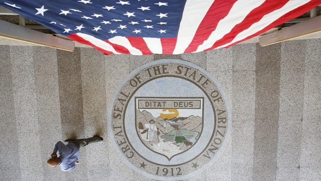 Arizona's $9.58 billion Republican budget deal came to a standstill Friday over essentially $31 million in school funding.