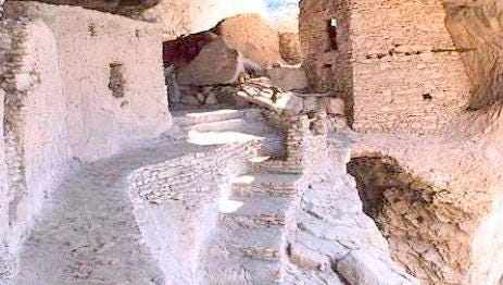 Gila Cliff Dwellings National Monument will not take an entrance fee beginning in August.