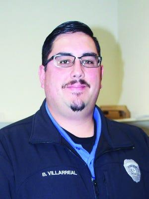 Lt. Ben Villarreal