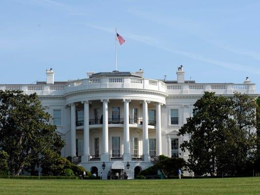 AP WHITE HOUSE TOURS A USA DC