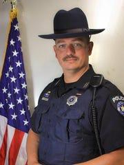 Vestal Police Officer Keith King