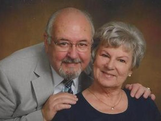 Anniversaries: Wayne Bartrow & Mary Lou Bartrow
