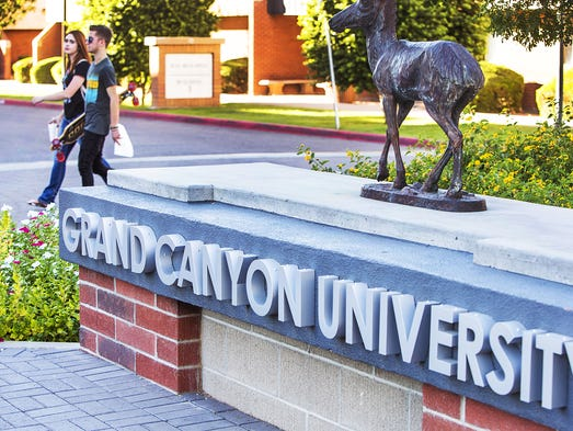 Grand Canyon University has been around since 1949