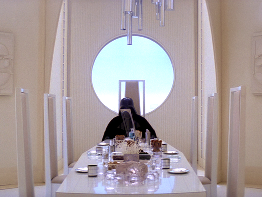 Cloud City, Bespin: Floating high above the clouds of Bespin is the glass and plasteel metropolis of Cloud City. Lando Calrissian serves as the colony's dashing Baron Administrator, a stylish and effective ruler who leads with a smile.