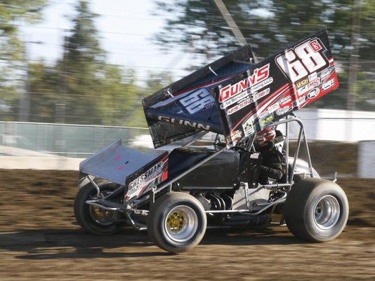 Tyler Gunn speedway