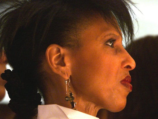 Nona Hendryx, a former member of the R&B group LaBelle, performs Saturday in a concert presented by the Palm Springs Women's Jazz Festival.