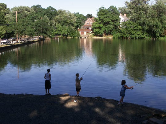 Aberdeen is working with the county and state to create a 250-acre park near Lake Lefferts, seen in this 2001 file photo.