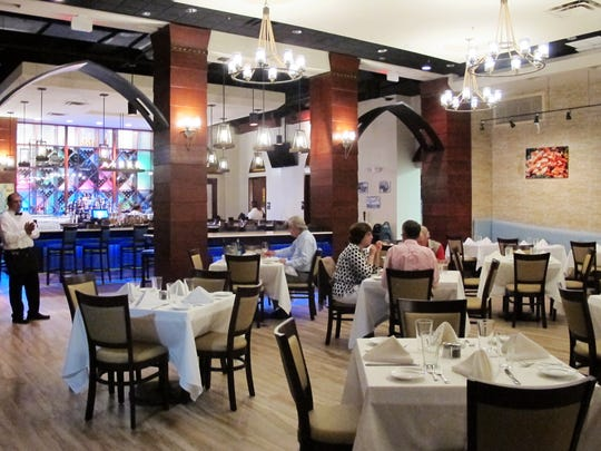 Stoney's Stone Crab opened in late December 2017 at Bayfront in Naples.