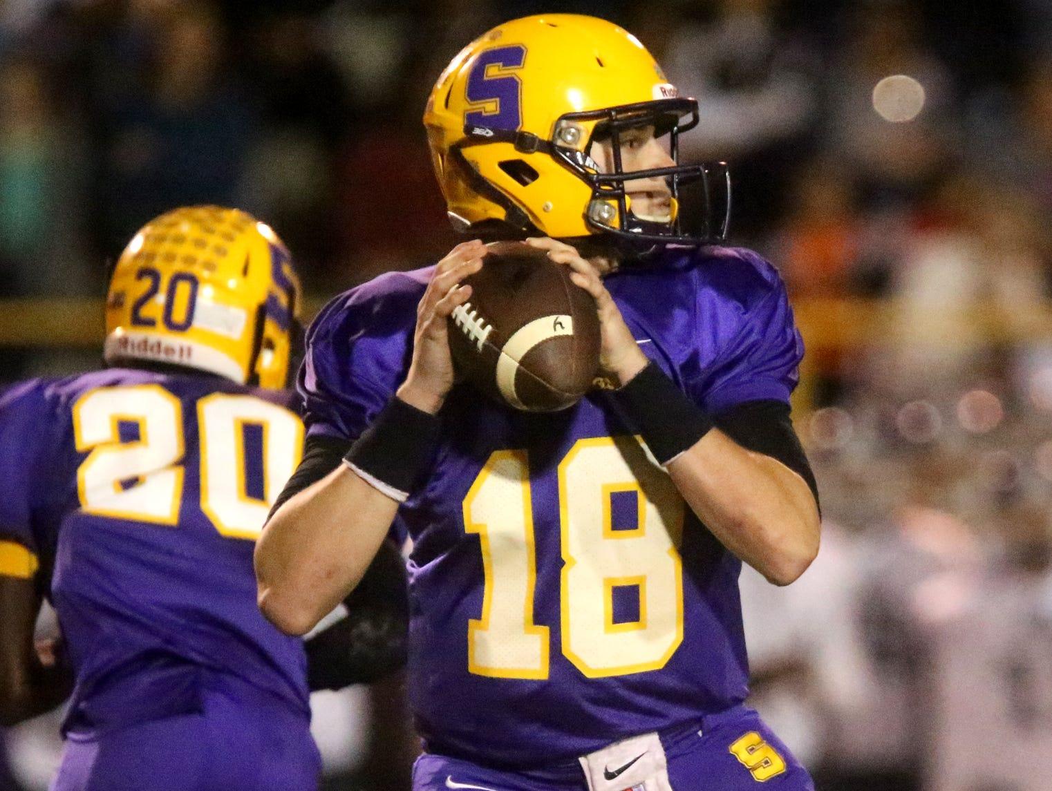 Smyrna quarterback John Turner has committed to MTSU