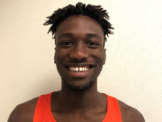 Elijah Wright, Lely track and field
