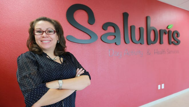 Ana Garcia is the administrator of Salubris Day Activity ahd Health Services at 8434 Dyer.