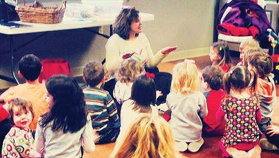 Expose your preschooler to the world of music with special classes offered at the Bowie Nature Center starting Jan. 22, 2016.