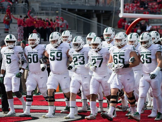 Michigan State football (Couch 5 factors)