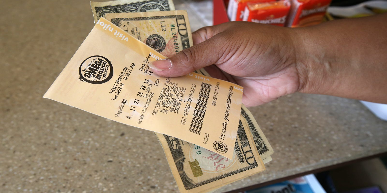 Lottery Numbers For New Jersey New York And Pennsylvania